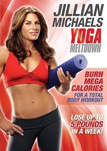 Image of Jillian Michaels: Yoga Meltdown [Edizione: Regno Unito] [DVD]