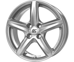 RC Design RC 24 (6,5x16) kristallsilber