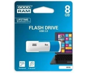 GoodRAM UCO2 8GB blau/weiß