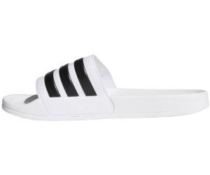 6a7f40a8f18b Buy Adidas Cloudfoam Adilette Slide ftw white core black ftw white ...