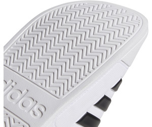8b20d1515 Buy Adidas Cloudfoam Adilette Slide ftw white core black ftw white ...