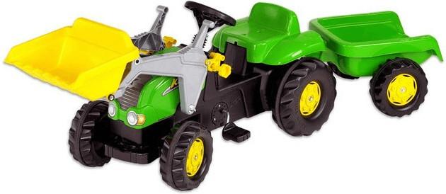 Betzold Traktor mit Anhänger