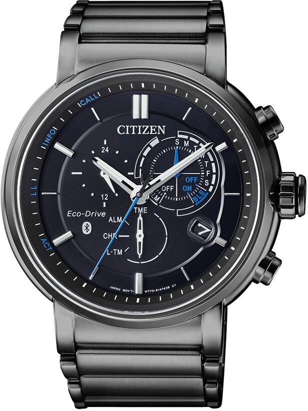 Image of Citizen Bluetooth Watch black