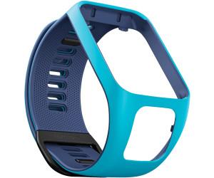 Smartwatch Armband dunkel-blau für TomTom Runner Spark GPS-Uhren