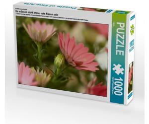 Calvendo Es müssen nicht immer rote Rosen sein 1000 Teile Lege-Größe 48 x 64 cm Foto-Puzzle Bild von CALVENDO