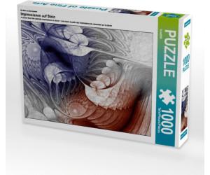 Calvendo Impressionen auf Stein 1000 Teile Lege-Größe 64 x 48 cm Foto-Puzzle Bild von CALVENDO