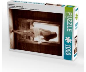 Calvendo Träume der Sinnlichkeit 1000 Teile Lege-Größe 48 x 64 cm Foto-Puzzle Bild von CALVENDO