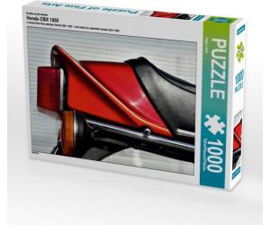 Calvendo Honda CBX 1000 1000 Teile Lege-Größe 64 x 48 cm Foto-Puzzle Bild von Laue Ingo