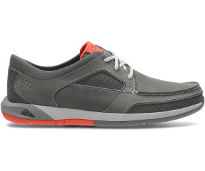 9f43029080bd6 Buy Clarks Ormand Sail dark grey/nubuk from £89.99 – Best Deals on ...