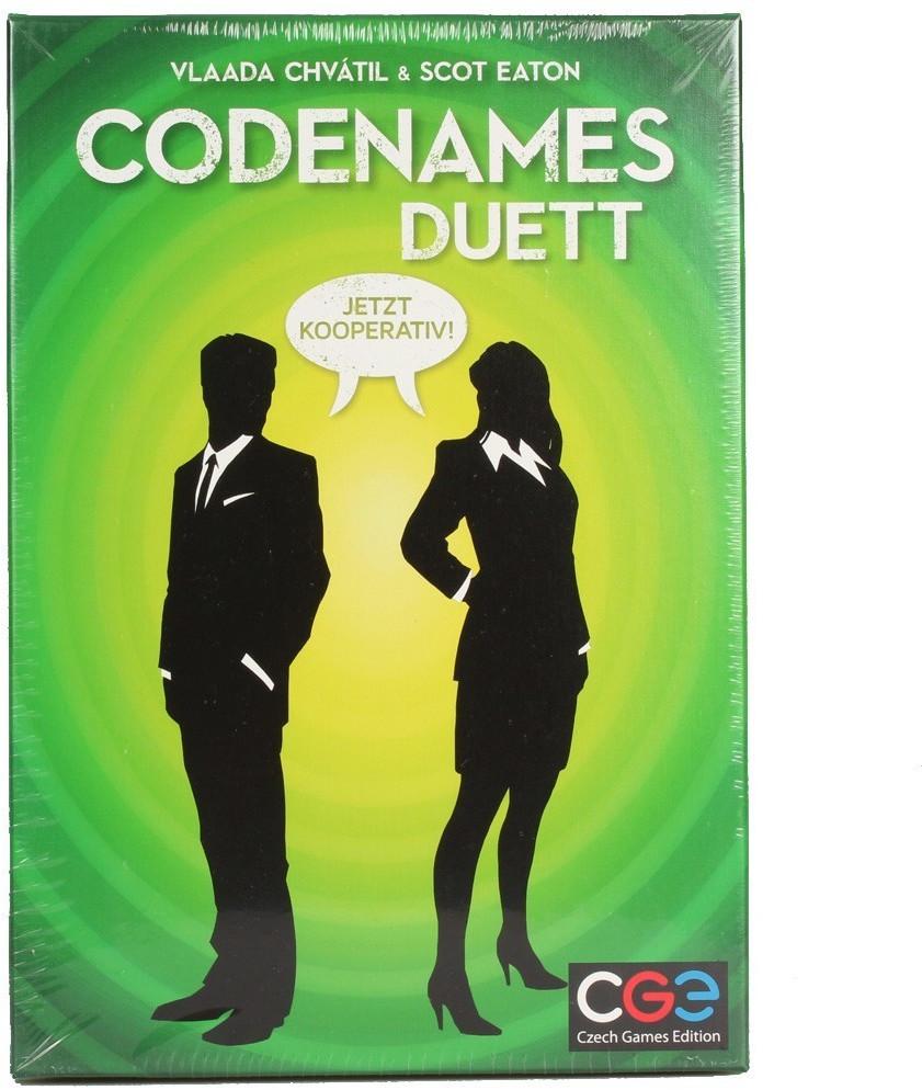 Czech Games Edition Codenames Duett (deutsch)