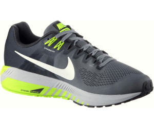 ef4eb651a3372 Buy Nike Air Zoom Structure 21 cool grey anthracite volt white from ...