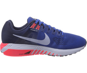 d1ed1b09815ab Buy Nike Air Zoom Structure 21 blue jay obsidian solar red glacier ...