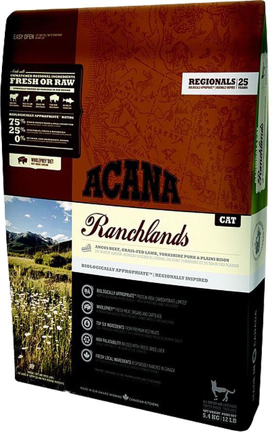 Image of Acana Cat Ranchlands Regionals