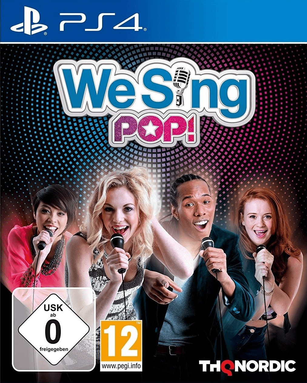 We Sing: Pop! (PS4)