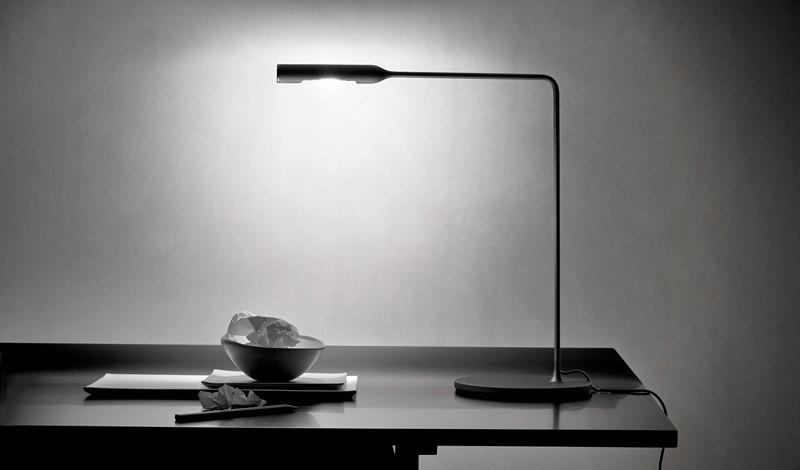 Lumina Flo Desk schwarz