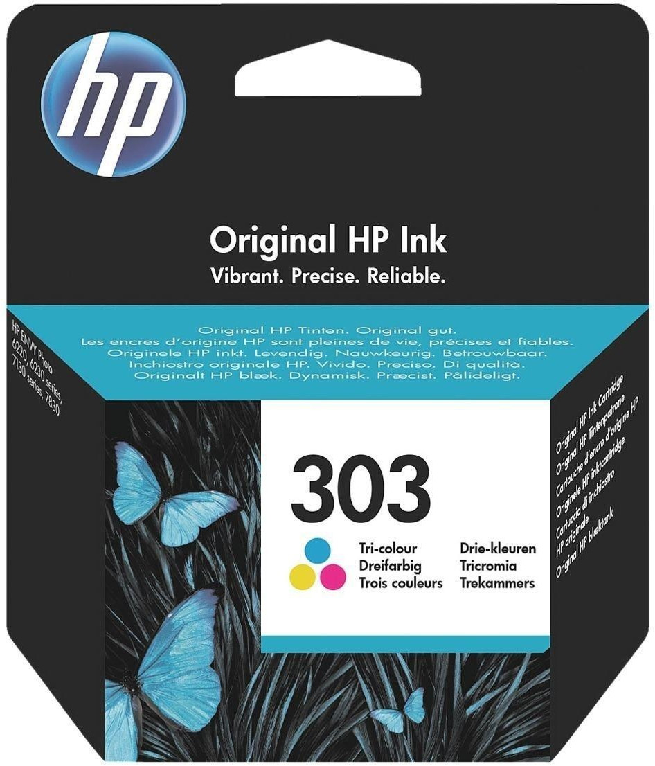 HP Nr. 303 3-farbig (T6N01AE)