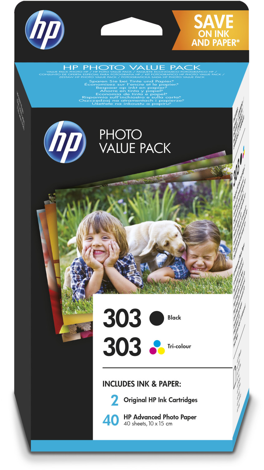 HP Nr. 330 Photo Value Pack 4-farbig (Z4B62EE)