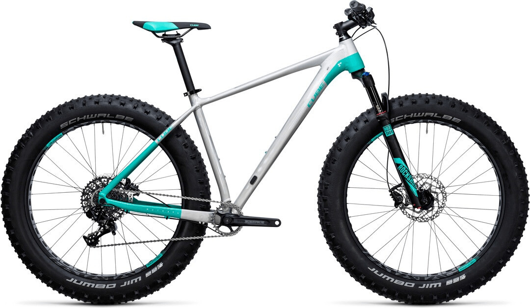 Cube Nutrail Pro (2018)