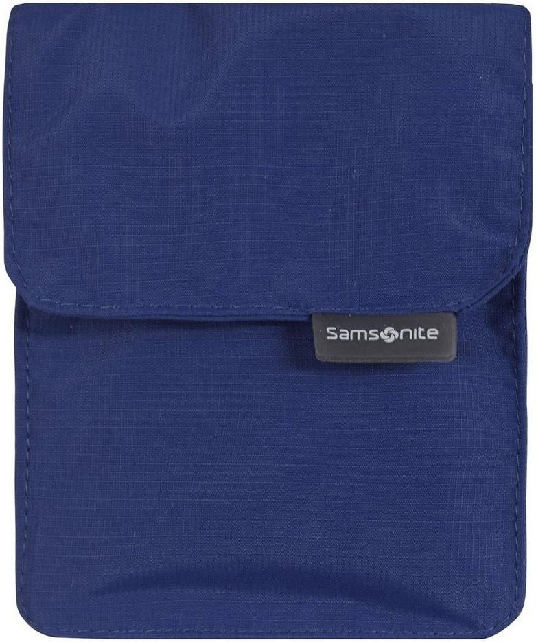 Samsonite Travel Accessoires Triple Pocket Neck Pouch indigo blue (45558)