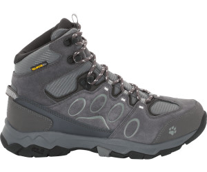 Jack Wolfskin Mountain Attack 5 Texapore Mid Grau, Damen EU 37.5 - Farbe Grey Haze Damen Grey Haze, Größe 37.5 - Grau