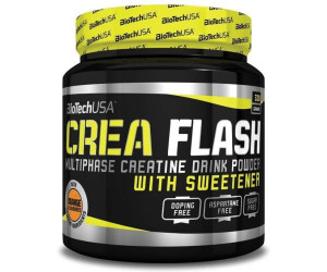 BioTech USA Crea Flash 320g Orange