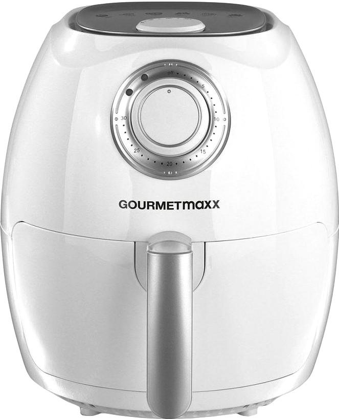 GOURMETmaxx Heißluft-Fritteuse 943