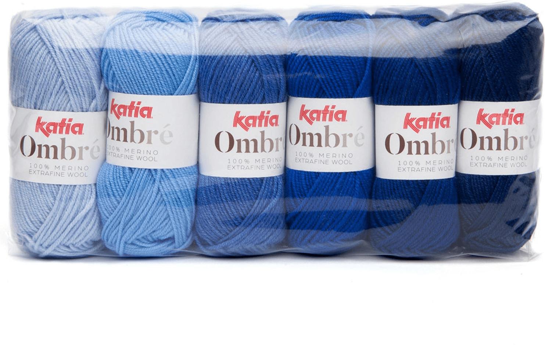 Katia Ombré blau (3)