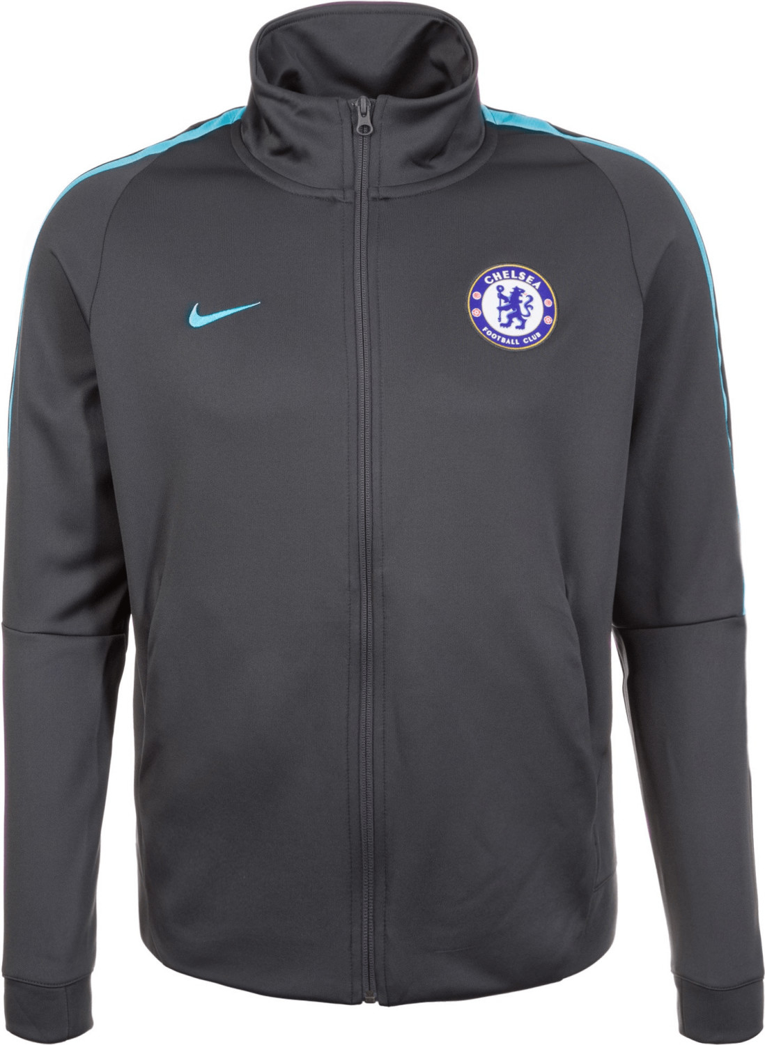 Nike FC Chelsea London Franchise Jacke anthraci...