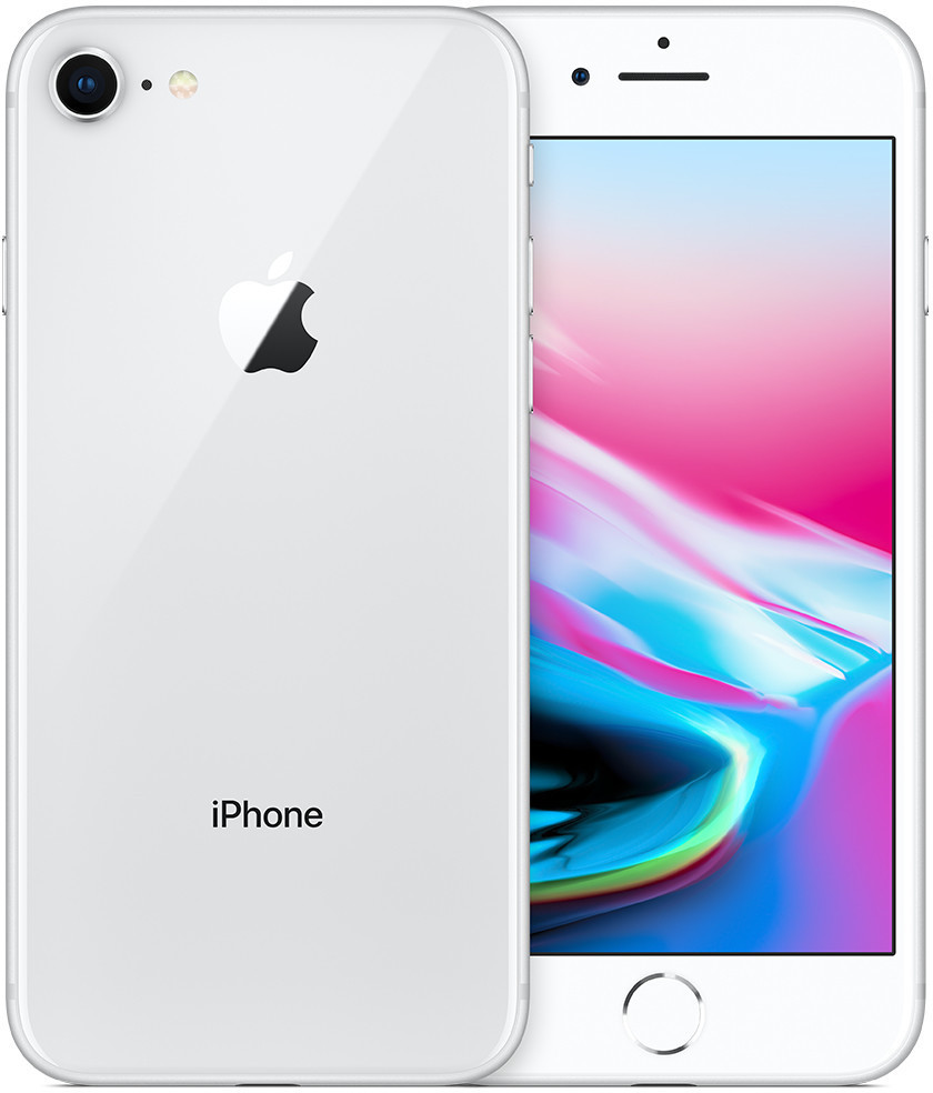 Image of Apple iPhone 8 64GB argento