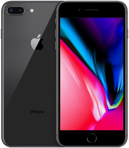 Image of Apple iPhone 8 Plus 256GB grigio siderale