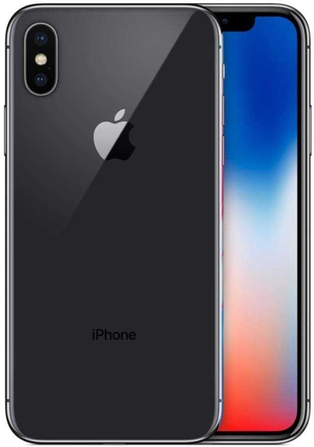 Image of Apple iPhone X 256GB grigio siderale