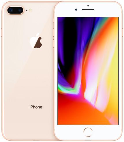 Image of Apple iPhone 8 Plus 64GB oro