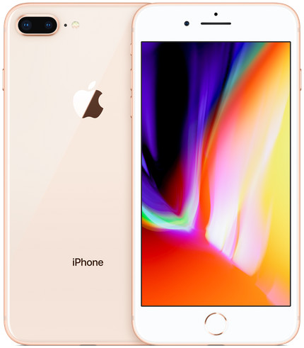Image of Apple iPhone 8 Plus 64GB oro