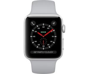 9342a0f56332 Buy Apple Watch Series 3 GPS Smartwatch from £229.99 (July 2019 ...