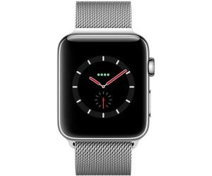 apple watch series 3 gps cellular au meilleur prix sur. Black Bedroom Furniture Sets. Home Design Ideas
