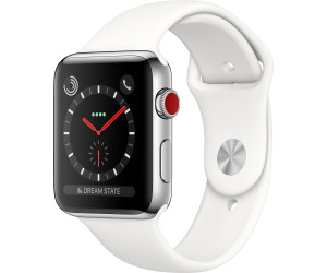 apple watch series 3 gps cellular au meilleur prix sur. Black Bedroom Furniture Sets. Home Design Ideas