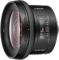 Sony 20 mm f2.8 (SAL-20F28)