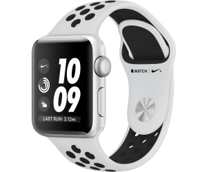apple watch series 3 nike gps au meilleur prix sur. Black Bedroom Furniture Sets. Home Design Ideas