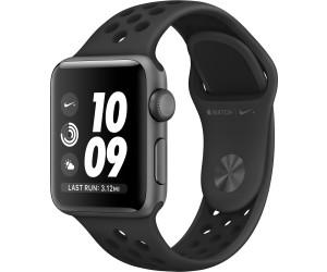 apple watch series 3 nike gps au meilleur prix sur. Black Bedroom Furniture Sets. Home Design Ideas