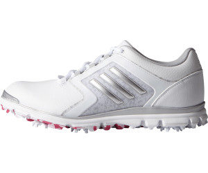 Adidas Golf Adistar white/matte silver/raspberry rose