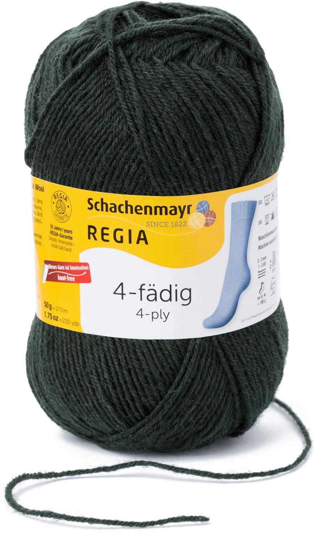 Regia 4-fädig 50 g loden (01994)