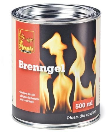 Boomex Flash Brenngel 500 ml