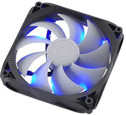 FSP POF0000008 Fortron CF14F11 LED Computer case Fan 1000RPM - 49CFM - 21.5dB -