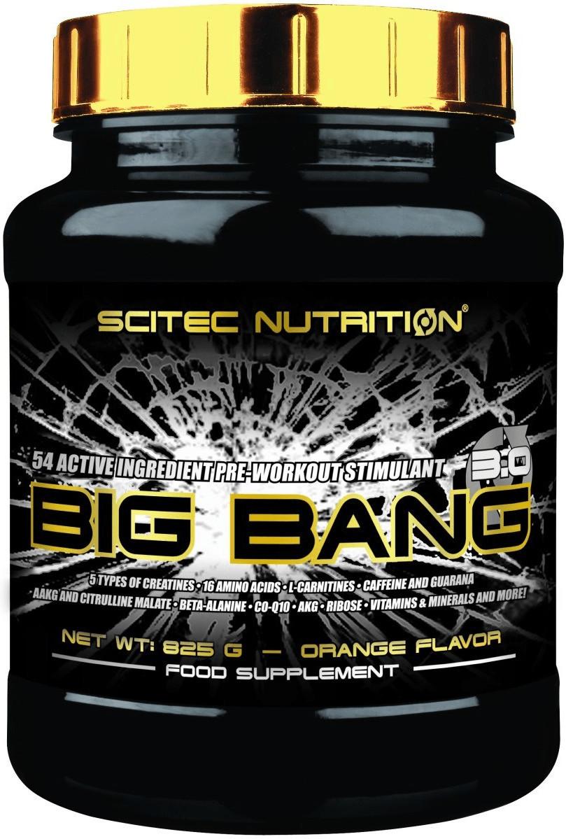 Scitec Nutrition Big Bang 3.0 825g Mango