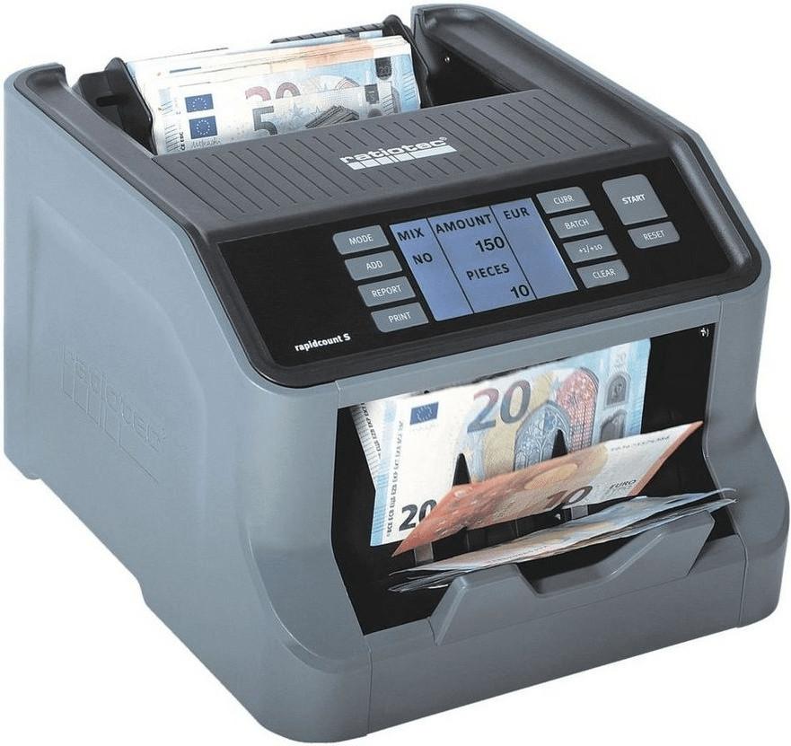 Vorschaubild von Ratiotec S 225 rapidcount Geldscheinzähler