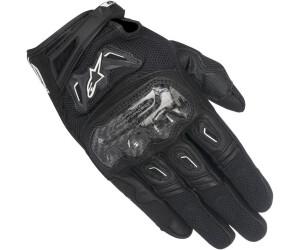 Alpinestars Stella Smx 2 V2 Luft Kohlenstoff Damen Handschuhe Schwarz// Weiß//
