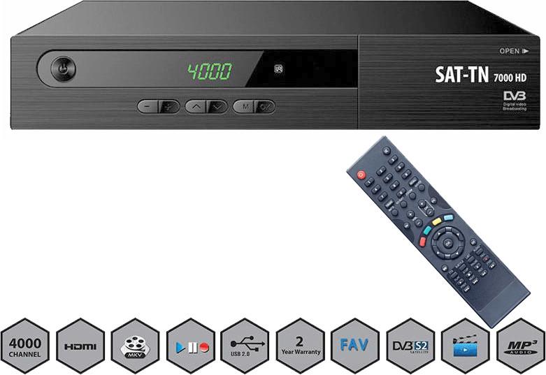 Tivu sat SAT-TN 7000 HD