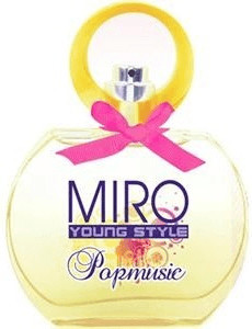 Miro I Love Popmusic Eau de Parfum (50ml)