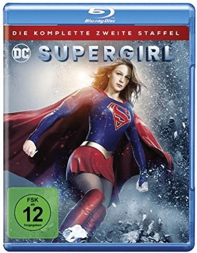 Supergirl Staffel 2 [Blu-ray]
