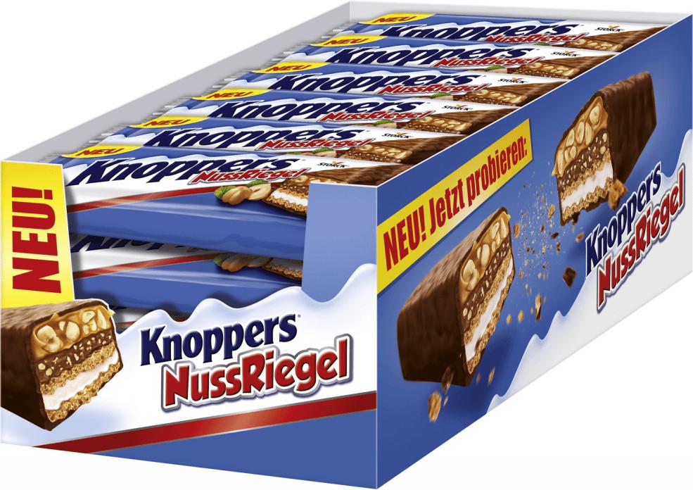 Knoppers Nuss 200 gr